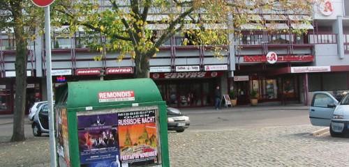 Plakatwerbung Fürth